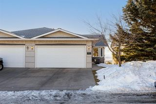 Main Photo: 77 Arbour Cliff Close NW in Calgary: Arbour Lake Semi Detached for sale : MLS®# A1062162