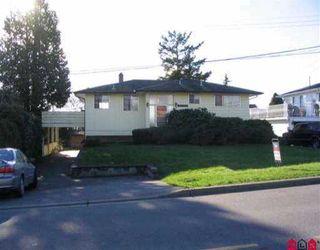 Main Photo: 15494 PACIFIC AV: White Rock House for sale (South Surrey White Rock)  : MLS®# F2525991
