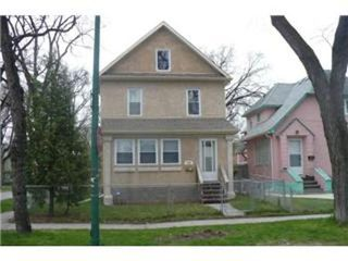 Photo 1: 350 COLLEGE Avenue in Winnipeg: Residential for sale (Canada)  : MLS®# 1109069