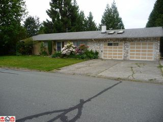 Photo 1: 1935 LILAC Drive in Surrey: King George Corridor House for sale (South Surrey White Rock)  : MLS®# F1214010