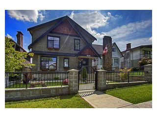 Main Photo: 3132 E 28TH Avenue in Vancouver: Renfrew Heights House for sale (Vancouver East)  : MLS®# V956158