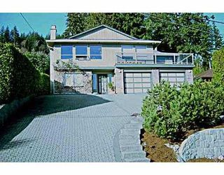Main Photo: 1072 CHAMBERLAIN DR in North Vancouver: Lynn Valley House for sale : MLS®# V538182
