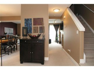 Photo 9: 336 BRIDLEWOOD Lane SW in CALGARY: Bridlewood Townhouse for sale (Calgary)  : MLS®# C3537460