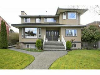 "Photo 1: 7970 PATTERSON Avenue in Burnaby: South Slope House for sale in ""SOUTH SLOPE"" (Burnaby South)  : MLS®# V970639"