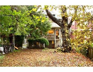 Photo 3: 2629 W 3RD Avenue in Vancouver: Kitsilano House for sale (Vancouver West)  : MLS®# V981890