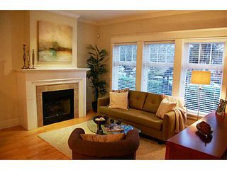 """Photo 3: 166 W 14TH AV in Vancouver: Mount Pleasant VW Townhouse for sale in """"Cambie Village"""" (Vancouver West)  : MLS®# V987260"""