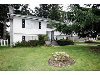 """Photo 1: 500 55TH Street in Tsawwassen: Pebble Hill House for sale in """"PEBBLE HILL"""" : MLS®# V1000254"""
