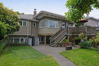 "Photo 19: 5465 ELIZABETH Street in Vancouver: Cambie House for sale in ""CAMBIE"" (Vancouver West)  : MLS®# V1012301"