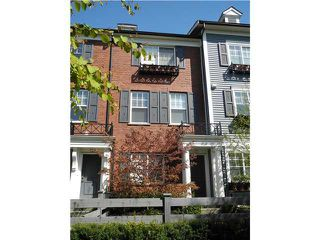 "Main Photo: 29 688 EDGAR Avenue in Coquitlam: Coquitlam West Townhouse for sale in ""GABLE BY MOSAIC"" : MLS®# V1020129"
