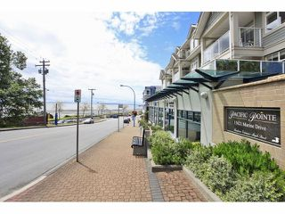 """Photo 2: 105 15621 MARINE Drive: White Rock Condo for sale in """"Pacific Point"""" (South Surrey White Rock)  : MLS®# F1320279"""