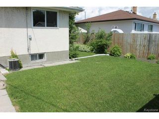 Photo 16: 938 Polson Avenue in WINNIPEG: North End Residential for sale (North West Winnipeg)  : MLS®# 1415517