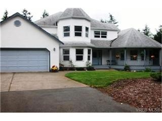 Photo 1:  in VICTORIA: Hi Western Highlands Single Family Detached for sale (Highlands)  : MLS®# 439993