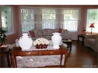 Photo 3:  in VICTORIA: Hi Western Highlands Single Family Detached for sale (Highlands)  : MLS®# 439993