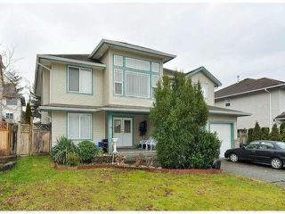 Photo 1: 12062 201B ST in Maple Ridge: Northwest Maple Ridge House for sale : MLS®# V1040907