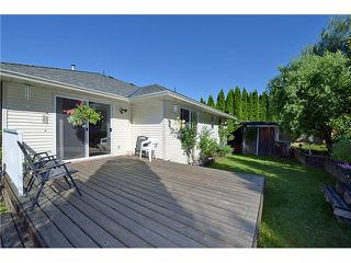 "Photo 16: 35339 SANDY HILL Road in Abbotsford: Abbotsford East House for sale in ""Sandy Hill"" : MLS®# F1418865"