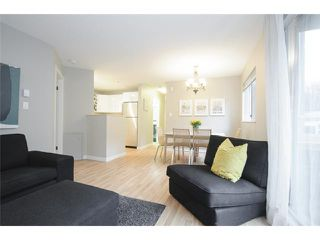 Photo 6: # 202 526 W 13TH AV in Vancouver: Fairview VW Condo for sale (Vancouver West)  : MLS®# V1094742