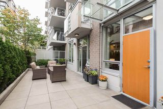 Photo 20: 105 1675 W 8TH AVENUE in Vancouver: Fairview VW Townhouse for sale (Vancouver West)  : MLS®# R2010745