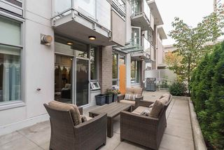Photo 3: 105 1675 W 8TH AVENUE in Vancouver: Fairview VW Townhouse for sale (Vancouver West)  : MLS®# R2010745