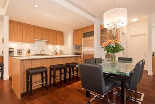Photo 6: 105 1675 W 8TH AVENUE in Vancouver: Fairview VW Townhouse for sale (Vancouver West)  : MLS®# R2010745