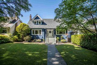 Photo 1: 4069 W 14TH AVENUE in Vancouver: Point Grey House for sale (Vancouver West)  : MLS®# R2074446