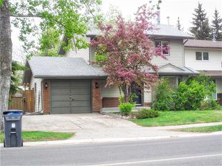 Photo 1: 15316 DEER RUN DR SE in Calgary: Deer Run House for sale : MLS®# C4062909