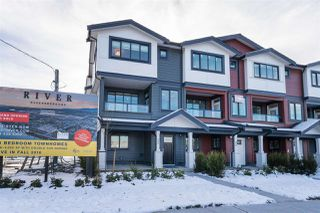 Photo 19: 20 188 WOOD STREET in New Westminster: Queensborough Townhouse for sale : MLS®# R2132549