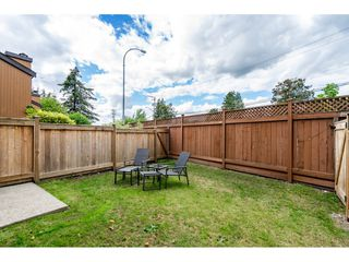 Photo 20: 118 2533 Marcet Court in Abbotsford: Abbotsford East Townhouse for sale : MLS®# R2282385