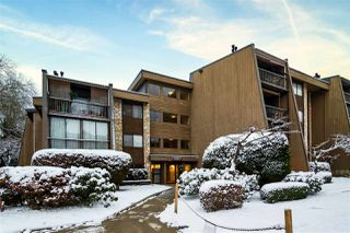 "Photo 1: 417 9101 HORNE Street in Burnaby: Government Road Condo for sale in ""Woodstone Place"" (Burnaby North)  : MLS®# R2428264"