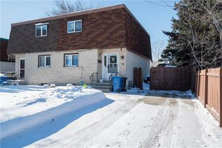 Photo 1: 52 Reay Crescent in Winnipeg: Valley Gardens Residential for sale (3E)  : MLS®# 202003630