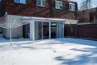 Photo 20: 52 Reay Crescent in Winnipeg: Valley Gardens Residential for sale (3E)  : MLS®# 202003630