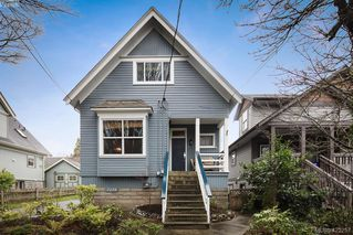 Main Photo: 2238 Belmont Avenue in VICTORIA: Vi Fernwood Revenue Duplex for sale (Victoria)  : MLS®# 423257