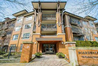 Photo 1: 216 700 KLAHANIE DRIVE in Port Moody: Port Moody Centre Condo for sale : MLS®# R2453265