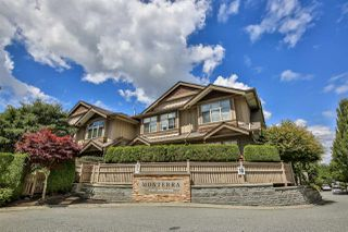 "Photo 1: 24 21661 88 Avenue in Langley: Walnut Grove Townhouse for sale in ""Monterra"" : MLS®# R2476056"