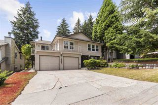 Main Photo: 1307 NOONS CREEK Drive in Port Moody: Mountain Meadows House for sale : MLS®# R2477287
