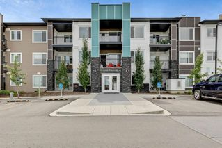 Main Photo: 306 20 SAGE HILL Terrace NW in Calgary: Sage Hill Apartment for sale : MLS®# A1014076