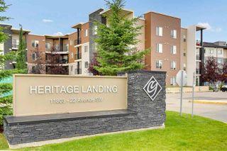 Photo 1: 112 11803 22 Avenue in Edmonton: Zone 55 Condo for sale : MLS®# E4211082