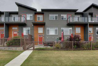 Photo 1: 55 7503 GETTY Gate in Edmonton: Zone 58 Townhouse for sale : MLS®# E4214256
