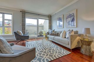 "Photo 5: 404 2161 W 12TH Avenue in Vancouver: Kitsilano Condo for sale in ""THE CARLINGS"" (Vancouver West)  : MLS®# R2502485"