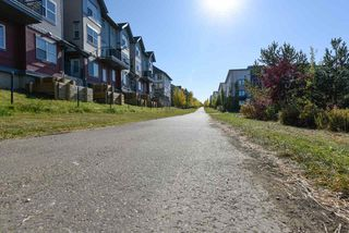 Photo 41: 47 655 WATT Boulevard in Edmonton: Zone 53 Townhouse for sale : MLS®# E4216741