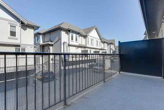 Photo 35: 47 655 WATT Boulevard in Edmonton: Zone 53 Townhouse for sale : MLS®# E4216741