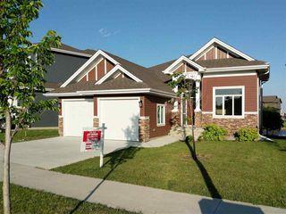 Photo 1: 409 MEADOWVIEW Drive: Fort Saskatchewan House for sale : MLS®# E4217298