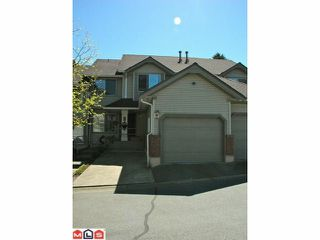 Photo 1: 228 13900 HYLAND Road in Surrey: East Newton Townhouse for sale : MLS®# F1212260