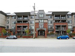 "Photo 2: # 404 - 2330 Wilson Avenue in Port Coquitlam: Central Pt Coquitlam Condo for sale in ""SHAUGHNESSY WEST"" : MLS®# V1005585"