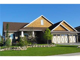 Photo 1: 30 MONTERRA Link in COCHRANE: Rural Rocky View MD Residential Detached Single Family for sale : MLS®# C3575189