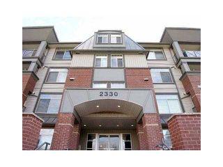 Photo 1: # 408 2330 WILSON AV in Port Coquitlam: Central Pt Coquitlam Condo for sale : MLS®# V1062643
