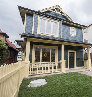 Photo 19: 1669 ADANAC STREET in Vancouver: Hastings 1/2 Duplex for sale (Vancouver East)  : MLS®# R2123205