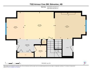 Photo 29: 7322 ARMOUR Crescent in Edmonton: Zone 56 House for sale : MLS®# E4168829