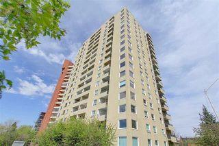 Photo 1: 1706 12303 JASPER Avenue in Edmonton: Zone 12 Condo for sale : MLS®# E4169447
