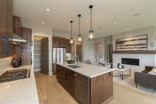Photo 19: 4608 Knight Point in Edmonton: Zone 56 House Half Duplex for sale : MLS®# E4179756