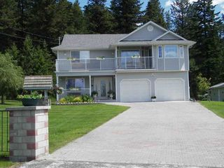 Main Photo: 6092 REITA Crescent in 100 Mile House: 100 Mile House - Rural House for sale (100 Mile House (Zone 10))  : MLS®# R2441803